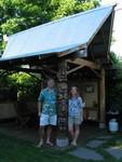 Highlight for Album: Selector Lopaka & Puamana's Backyard Bali-Hai, Seattle, WA