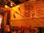 Some of Basement Kahuna's fine carvings!