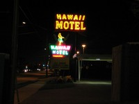 Highlight for Album: Hawaii Motel - Daytona, Florida