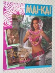 A Mai Kai poster in need of framing.