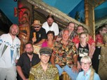 Highlight for Album: The Lucky Tiki- an enchanted drinking room!