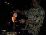 The cinnamon and chopsticks tips are ablaze!