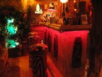 Highlight for Album: The Moai Lounge, Home bar, Maryland 3/11/06
