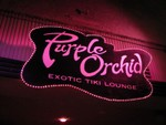 Highlight for Album: Purple Orchid, El Segundo, CA