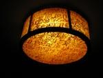 handcrafted light #1