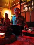 Highlight for Album: Selector Lopaka DJ's at ThaiKu in Seattle, WA