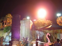 Highlight for Album: Tiki Island Volcano Mini-golf, Orlando, FL