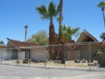 Highlight for Album: Remains of the Tiki Spa- Palm Springs, California 2003