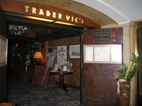 Highlight for Album: Trader Vic's Chicago, at the Palmer House, R.I.P.