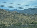 Bob Hope's mountainside digs.